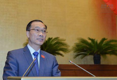 Bo truong Bo NN&PTNT Nguyen Xuan Cuong: So no da giam xuong 12.000 ty - Anh 2
