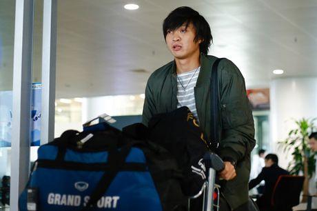 Tien ve Tuan Anh se vang mat o tran Viet Nam - Indonesia - Anh 1