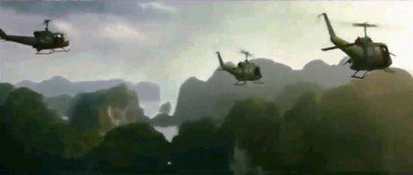 """Vinh Ha Long hung vi trong phim """"Kong: Skull Island"""" cua My - Anh 1"""
