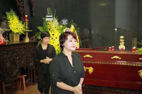 Roi nuoc mat voi hinh anh trong dam tang Pham Bang - Anh 6