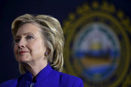 "Ba Clinton bi chi trich ""phan quoc"" - Anh 1"