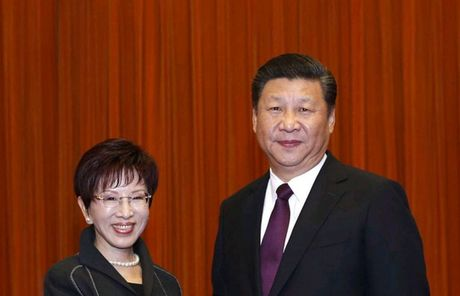 Trung Quoc se phat dong chien tranh neu Dai Loan doi doc lap? - Anh 1