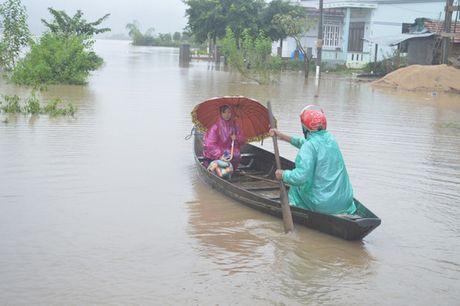 Nhieu noi ngap sau 2 m, Dak Lak dieu cano cuu dan - Anh 1