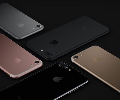 Hom nay, hang loat nha ban le cho dat truoc iPhone 7 chinh hang - Anh 1