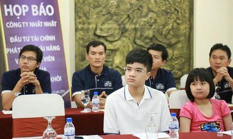 Nguyen Anh Khoa - Ky thu co vua nho tuoi nhat Viet Nam - Anh 3