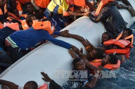 240 nguoi di cu chet duoi ngoai khoi Libya trong 48 gio - Anh 1