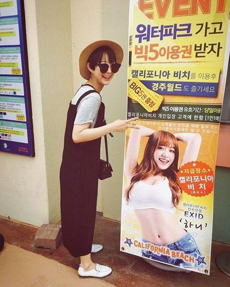 Sao Han 4/11: Krystal 'dien sau' mat meo xech, Kim Yoo Jung khoe ve nu tinh - Anh 2