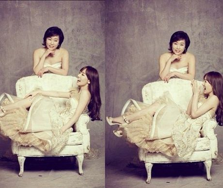 6 than tuong Kpop co bo me tre mang nhu 'anh chi' - Anh 9