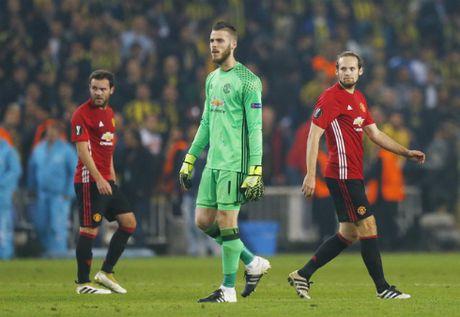 'Di dao' tren chao lua, Man United bai tran truoc Fenerbahce - Anh 2