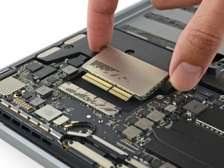 Nang cap MacBook Pro van la mot 'noi kho' lon - Anh 1