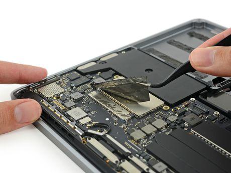 Nang cap MacBook Pro van la mot 'noi kho' lon - Anh 3