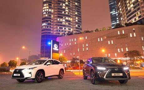 Trieu hoi xe Lexus RX tai thi truong Viet Nam - Anh 1