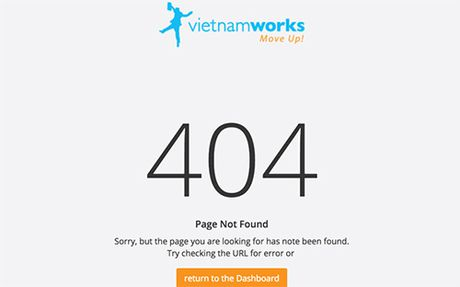Bi hacker tan cong, VietnamWorks khang dinh van an toan - Anh 1