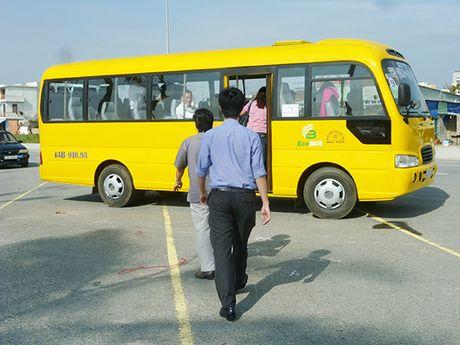 Da Nang: Ho tro nguoi dan di xe buyt mien phi - Anh 1