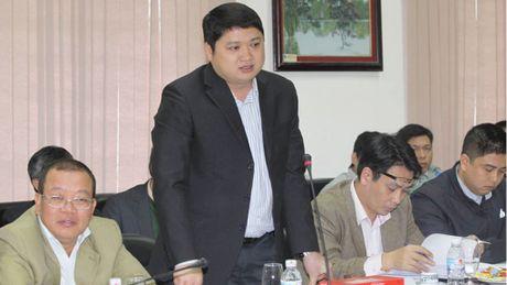 Bo Cong Thuong ra soat viec quan ly can bo tai Vinachem - Anh 1