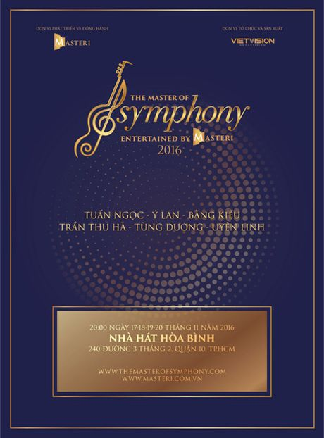 "Tham vong ""thanh duong nghe thuat"" cua The Master Of Symphony 2016 - Anh 7"