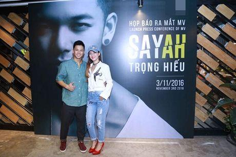 Thu Minh rang ro ben gia dinh Trong Hieu Idol - Anh 4