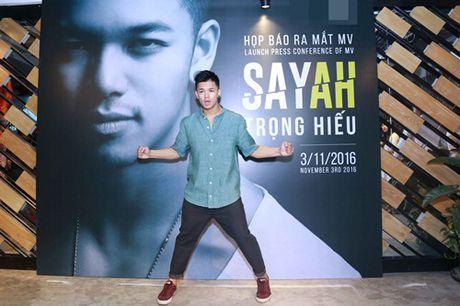 Thu Minh rang ro ben gia dinh Trong Hieu Idol - Anh 5