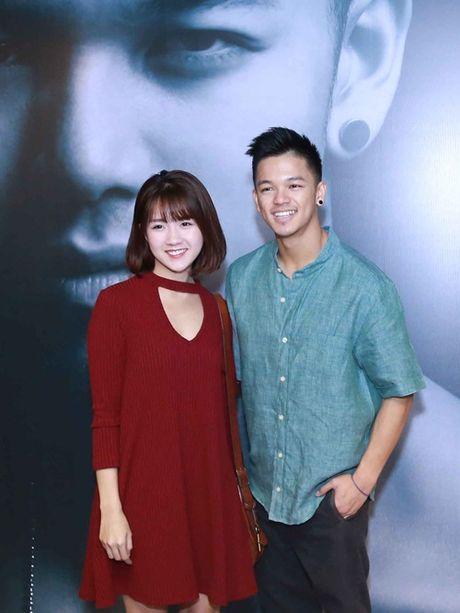 Thu Minh rang ro ben gia dinh Trong Hieu Idol - Anh 9
