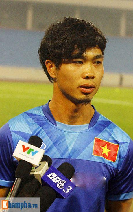 DT Viet Nam: Cong Phuong mo da chinh, Tuan Anh duong thuong - Anh 1