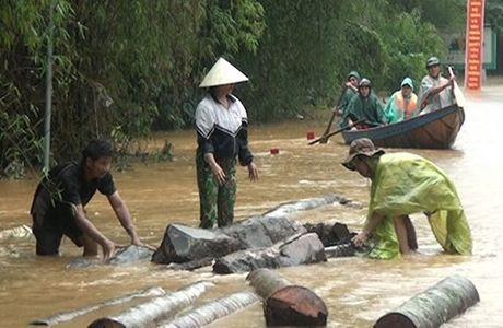 Viet Nam da phe duyet Thoa thuan Paris ve bien doi khi hau - Anh 1
