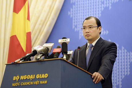 Dam phan tranh chap tren bien Dong: Viet Nam nhac lai lap truong - Anh 1