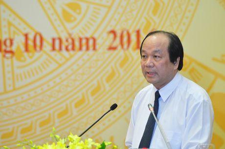 Chu nhiem Uy ban Kiem tra T.U noi ve viec ky luat ong Vu Huy Hoang - Anh 2