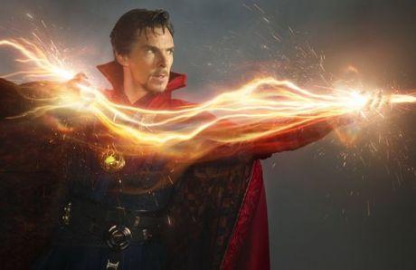 """Benedict Cumberbatch: Sinh ra de lam """"thien tai"""" - Anh 1"""