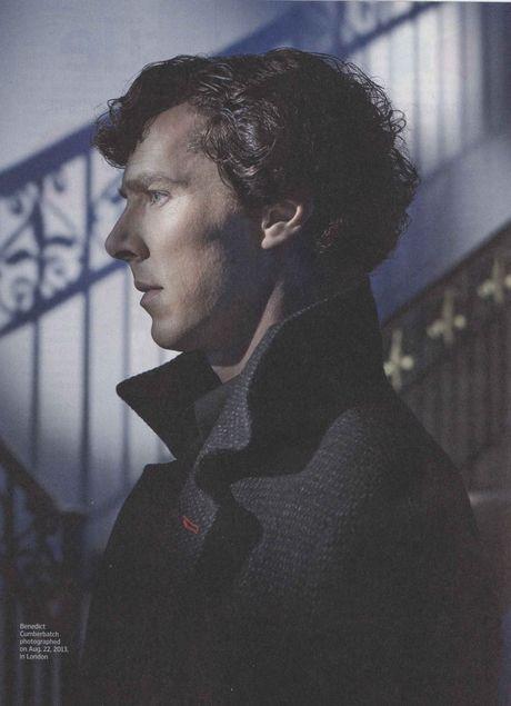 """Benedict Cumberbatch: Sinh ra de lam """"thien tai"""" - Anh 2"""