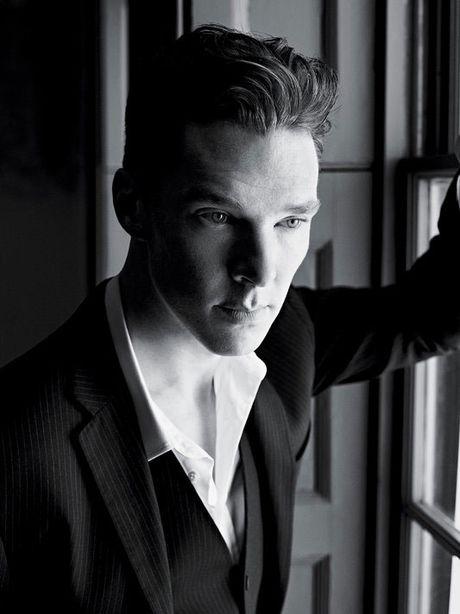 """Benedict Cumberbatch: Sinh ra de lam """"thien tai"""" - Anh 3"""
