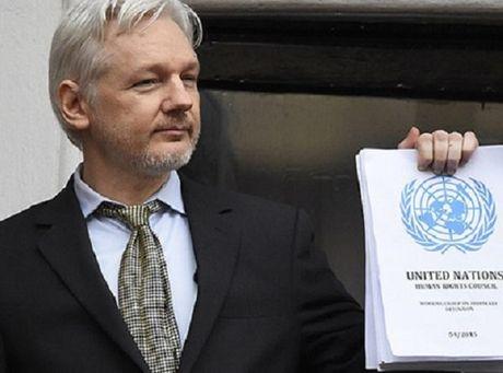 Wikileaks: Nga khong lien quan vu danh cap email cua Dang Dan chu - Anh 1