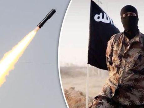 Phien quan IS ban ha truc thang Nga o Syria - Anh 1