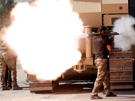 Nga ngung khong kich, Aleppo lap tuc co giao tranh ac liet - Anh 1