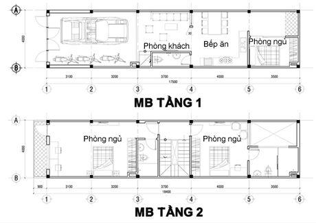 Goi y thiet ke va chi phi cho nha 4 tang voi 1,2 ty dong - Anh 2