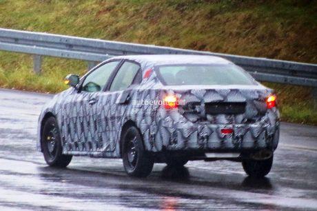 Toyota Corolla 2019 chay thu nghiem - Anh 2