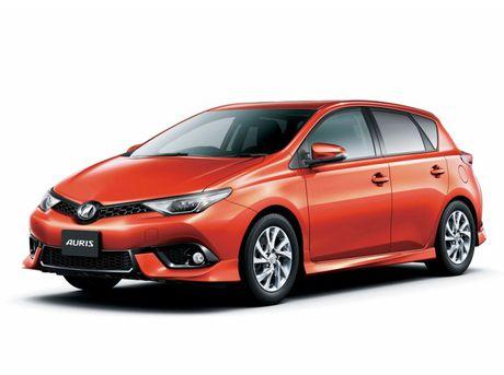 Toyota Corolla 2019 chay thu nghiem - Anh 3