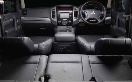 Mitsubishi Montero 2016 ra mat tai An Do - Anh 7