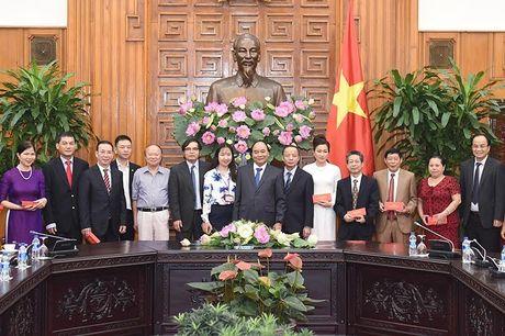 Thu tuong Chinh phu gap go Hiep hoi doanh nghiep nho va vua Viet Nam - Anh 1