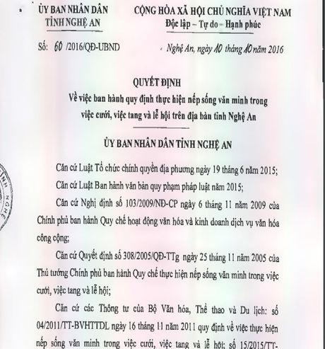 Can bo cong chuc khong duoc du tiec cuoi trong gio hanh chinh - Anh 1