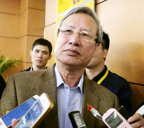 Chu nhiem Uy ban Kiem tra Trung uong: Ong Vu Huy Hoang khong the tron tranh trach nhiem - Anh 1