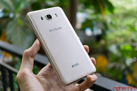 Galaxy J7 2016 xach tay full-HD, RAM 3GB, gia 3.5 trieu - Anh 2