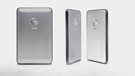 G-Technology ra mat o SSD gan ngoai sieu nhanh - Anh 2