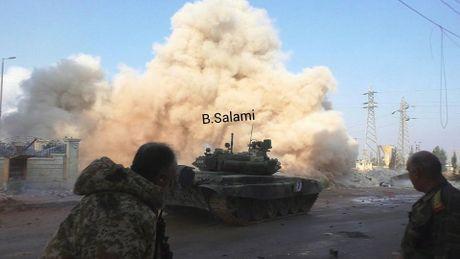 Chien su Aleppo: 'Ho Syria' va Dieu hau sa mac xung tran, hon 50 phien quan nop mang - Anh 2