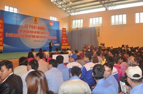 Huong ung Ngay phap luat Viet Nam - Anh 1