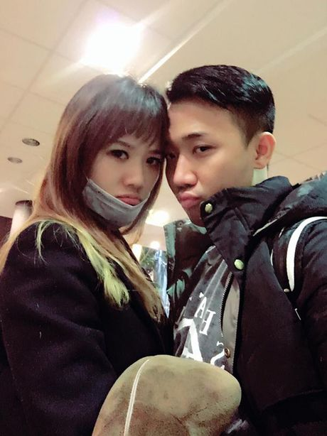 Tran Thanh om chat Hari o chau Au - Anh 2