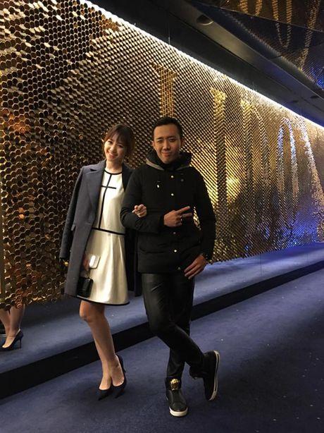 Tran Thanh om chat Hari o chau Au - Anh 3