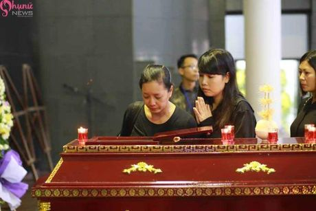 Le tang NSUT Pham Bang: Nhieu nghe si bat khoc trong le vieng - Anh 13