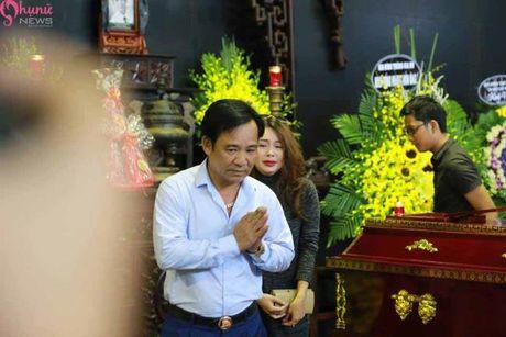 Le tang NSUT Pham Bang: Nhieu nghe si bat khoc trong le vieng - Anh 24