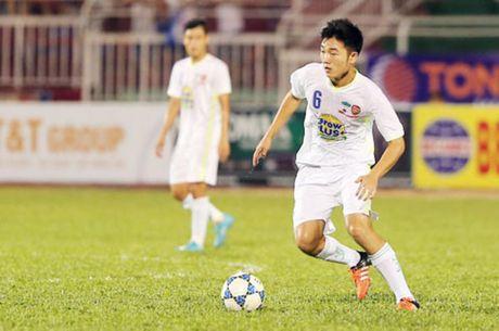 'Ngoi sao Viet Nam dang len - Xuan Truong': 'Muc tieu cua chung toi la vo dich AFF Cup' - Anh 1