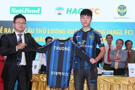 'Ngoi sao Viet Nam dang len - Xuan Truong': 'Muc tieu cua chung toi la vo dich AFF Cup' - Anh 2